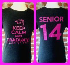 Minus the Senior part, I am so excited to be one of those 2014 Rasmussen Graduates!!!! #RasSpirit