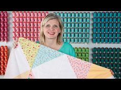 "The Video Tutorial ""Bloom and Bliss Receiving Blanket"" Below includes a No Charge Pattern at the Bottom of the Video on the Next Page. After you watch the Video the Pattern will give you some ideas on how to apply simple quilting to hold it together. Fabric requirements: 8 Ten Inch background squares. 8 Ten Inch …"