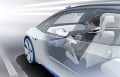 Volkswagen's Mobility Efforts Will Rival Uber Under the MOIA Label
