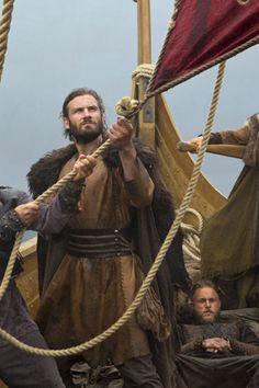 Barbarian Hunter and Ambassador at Sea