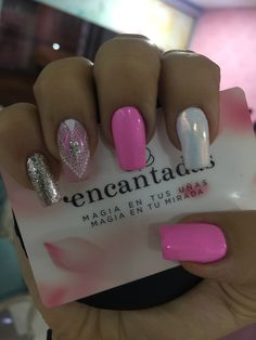 Diy Nail Designs, Bling Nails, Short Nails, Nail Arts, Pretty Nails, Hair And Nails, Nail Polish, Nail Ideas, Gel Nail