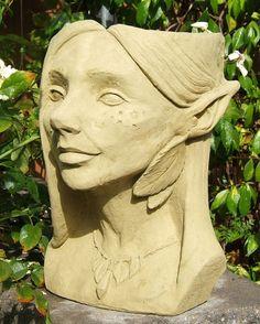 Fairy Head Planter