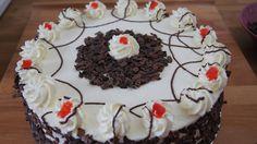 Jak zrobić pyszny tort szwarcwaldzki. Schwarzwälder kirschtorte