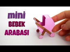 Mini Bebek Arabası Yapımı | DIY Baby Stroller - YouTube