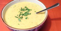 Maiscremesuppe - Rezept-Tipp - Der gehaltvolle Mais hat einen leckeren, milden Geschmack. Besonders wärmend ist er als Cremesuppe. Die TK kennt ein schnelles Rezept.