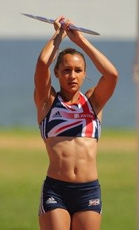 GREAT! - The Jess Ennis circuit routine - only had time for one set of each but there is a good reason she looks the way she does! I was a little awkward with the single leg squats.