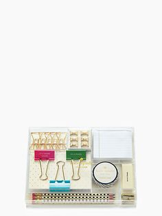 whistle while you work tackle box - kate spade new york