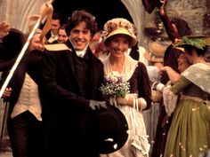 """If you're planning on declaring undying love to your significant other this Valentine's Day, it's time to get practicing the following quote from Jane Austen's Sense and Sensibility.  """"My heart is, and always will be, yours"""", said by Edward Ferrars to Elinor Dashwood in the movie adaptation of the 19th-century classic has been voted the most romantic quote from literature, film and television drama, at least according to Drama viewers."""