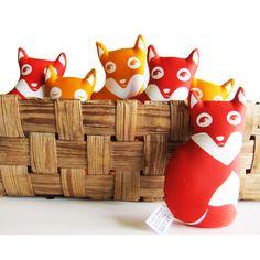 PaaPii Design - Pikkukettu, punainen