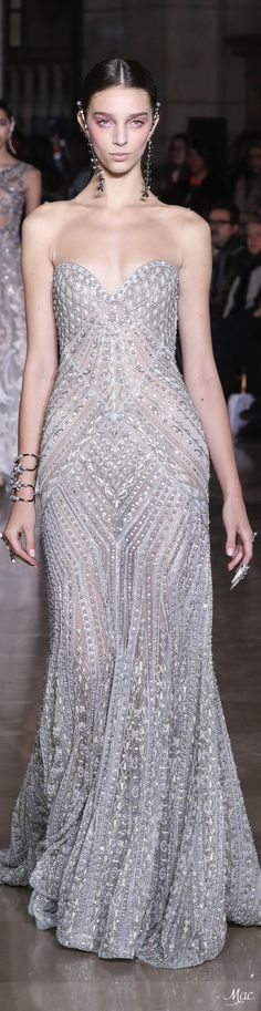 Spring 2017 Haute Couture Georges Hobeika | Divine Asia Collection