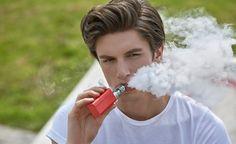 E-Zigaretten führen zu Lungenschäden