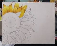 Image result for acrylic paint flowers