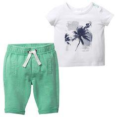 Boys' T-Shirt And Trackpants Set | Target Australia