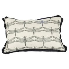 I pinned this Dragonfly Lumbar Pillow from the Signature Pillows event at Joss and Main!