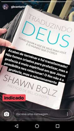 Livros Books To Buy, Books To Read, My Books, Jesus Book, Cool Books, Study Inspiration, Reading Challenge, Christian Life, Fiction Books