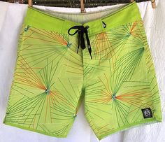 VOLCOM swim trunks 'The Unrelenting Dial Tone of Tomorrow' BOARD SHORTS