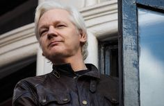 Julian Assange, shown in London in May, is the founder of WikiLeaks, which published classified...