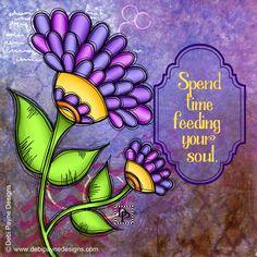 Feeding Your Soul by Debi Payne