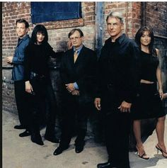 NCIS season 1! Tony, abby, ducky, gibbs and kate