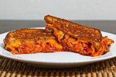 Kimchi Chicken Melt