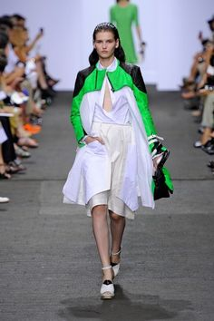 Rag & Bone Seriously Lightens Up For Spring #fashionweek