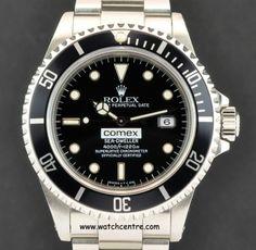 Rolex Comex Sea-Dweller 16600