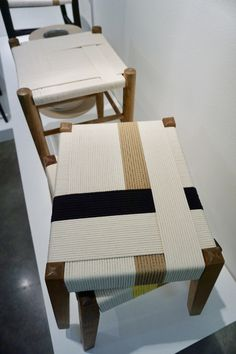 London Design Festival Degree Design Vision – The Interior Editor - Diy furniture design Furniture Projects, Furniture Makeover, Diy Furniture, Furniture Design, Dresser Makeovers, Recycled Furniture, Plywood Furniture, Art Projects, Woven Chair