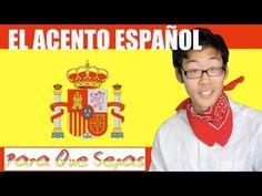 El acento español - humor