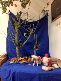Seizoenentafel Sinterklaas