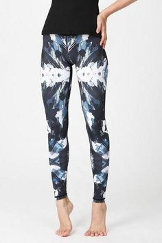 a3b058de2a SUPTA Fhion Lotus LEGGINGS - YanOne - leggings in 2018 | Products | Leggings,  Yoga wear, Sportswear