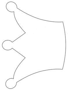 Druck die Krone aus und kleb sie in dein Art Journal . wie geht die Seite we… Print the crown and stick it in your art journal. , , how does the site continue? Applique Templates, Applique Patterns, Sewing Patterns, Owl Templates, Felt Patterns, Felt Crafts, Diy And Crafts, Crafts For Kids, Paper Crafts