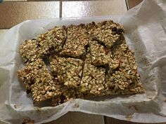 Healthy Oat Slice |