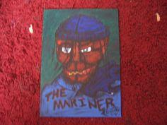 The Mariner - Clear Dementia - Brendan Aaron Cyr's Clear Dementia Online Album, Dementia, Marines, Painting, Art, Art Background, Painting Art, Paintings, Kunst