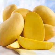 Different Types of Mangos