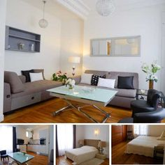 Wonderful quiet quarter of Paris near a popular place among local residents - Monceau Park - a great accommodation to spend a long-awaited vacation in this gorgeous European city. And this attractive 2-bedroom apartment will just add bright colors to your holidays.