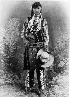 Kutuwypi - Cree - 1900