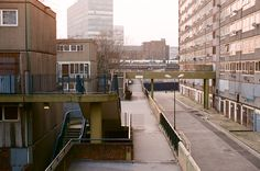HEYGATE ESTATE | ELEPHANT & CASTLE | WALWORTH | LONDON BOROUGH OF SOUTHWARK | LONDON | ENGLAND: *Built: 1974; Demolished: 2011-2014; Architect: Tim Timker*