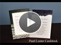 Classical Peacock Feathers Pocket Wedding Card [INPS008] [INPS008] - $0.00 : Invitation Store, Invitationstyles.com