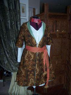 Persian Coat