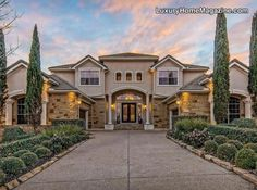 Austin Luxury Homes and Real Estate | Mediterranean Golf Course Estate