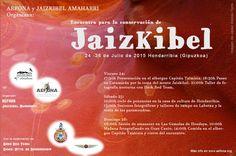Programa del encuentro de Jaizkibel - http://www.aefona.org/programa-del-encuentro-de-jaizkibel/