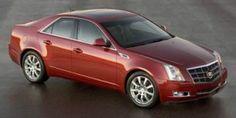 2008 Cadillac CTS, 36,120 miles, $22,988.