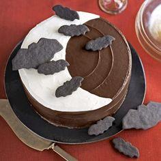 Ricetta torta di Halloween al cioccolato | Ricette di ButtaLaPasta