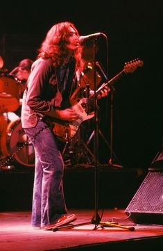 Rory Gallagher c1979 Manchester by Steve Smith(24)