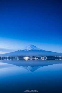 Mt Fuji Kawaguchiko Japan - photo by Thanapol Marattana