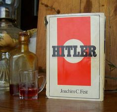 Vintage HITLER Hardcover Book by cynthiasattic on Etsy, $24.00
