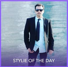 Fashom user David sharing his amazing style on our app.