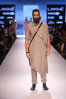 Male+Fashion+Trends:+Antar+Agni+Winter/Festive+2015+-+Lakme+Fashion+Week