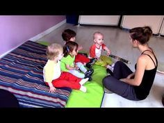 Canción infantil para jugar con pañuelos - YouTube