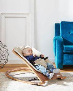 gemütliche, schlichte babywiege aus buchenholz schmückt ihr, Mobel ideea
